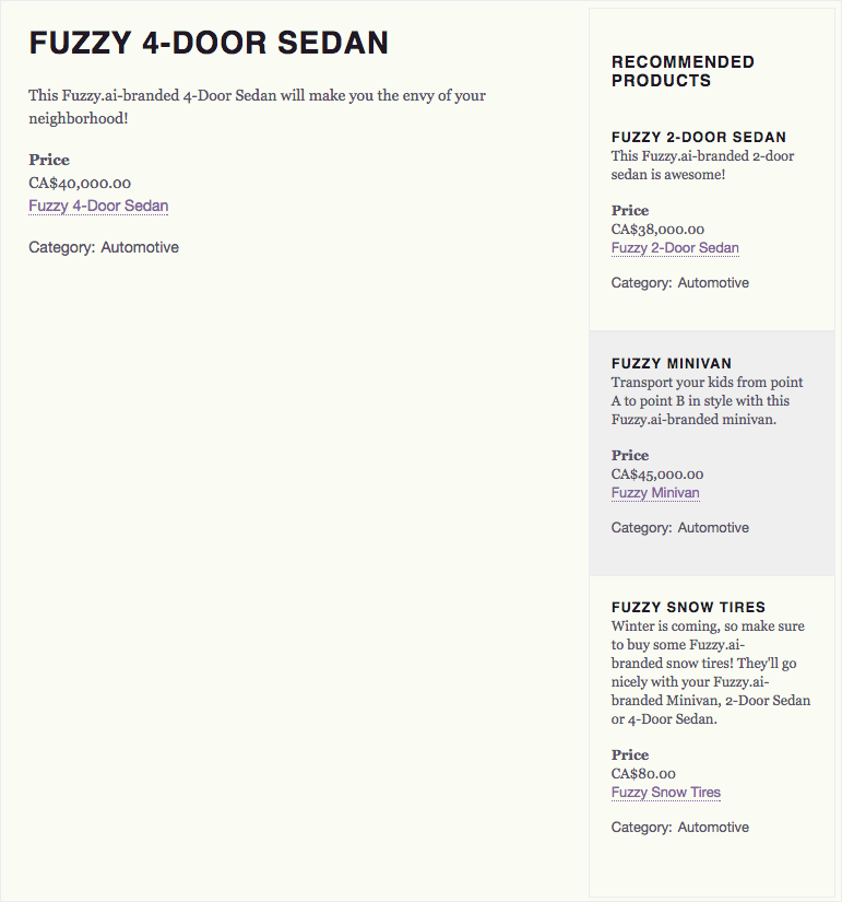 fuzzy_4-door_sedan___fuzzy_ai_recommendation_engine_for_drupal_commerce_border